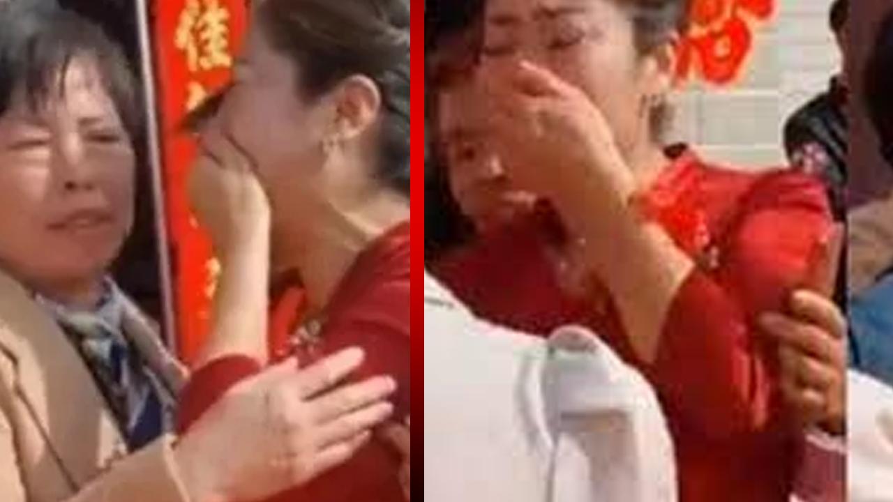 Madre asiste a la boda de su hijo y se entera de que se casará con su hija perdida hace 20 años