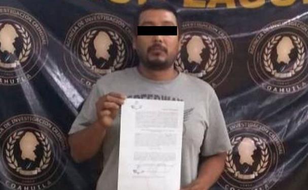 Tras 2 años del delito, feminicida recibe 44 años de prisión; violó y asesinó a una mujer en Matamoros, Coahuila