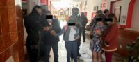 Dos menores de de 13 y 16 años de edad, fueron rescatadas por personal de la Dirección General de la Policía Municipal, luego de que fueron víctima de secuestro virtual.