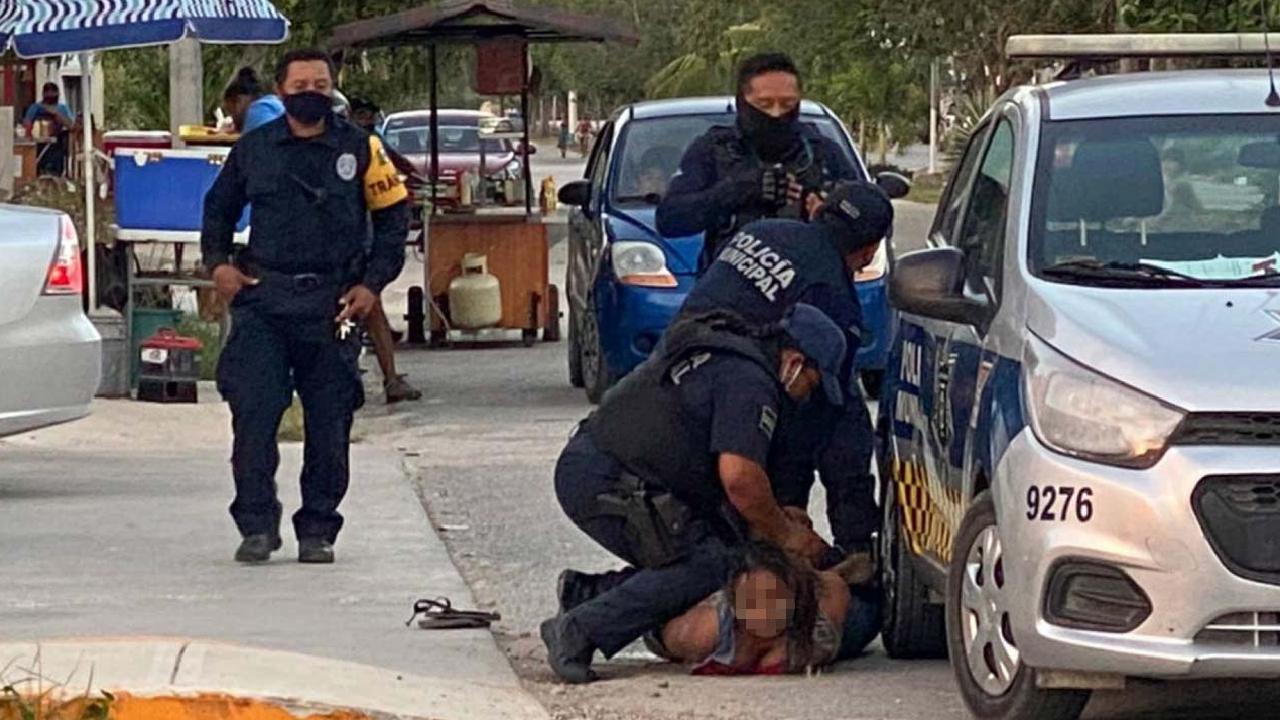 FGE vincula a proceso a 4 policías de Tulum por el feminicidio de Victoria Salazar