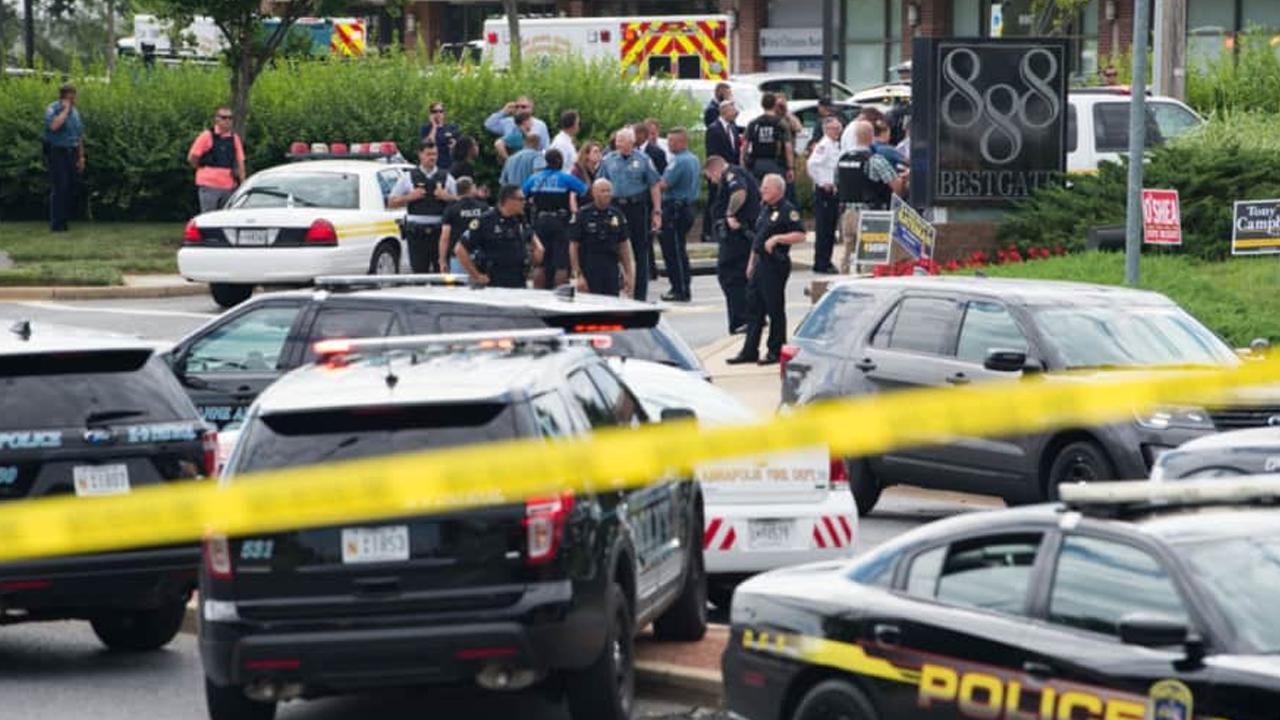 Identifican al responsable del tiroteo en Maryland; resultó ser un médico de la marina estadounidense