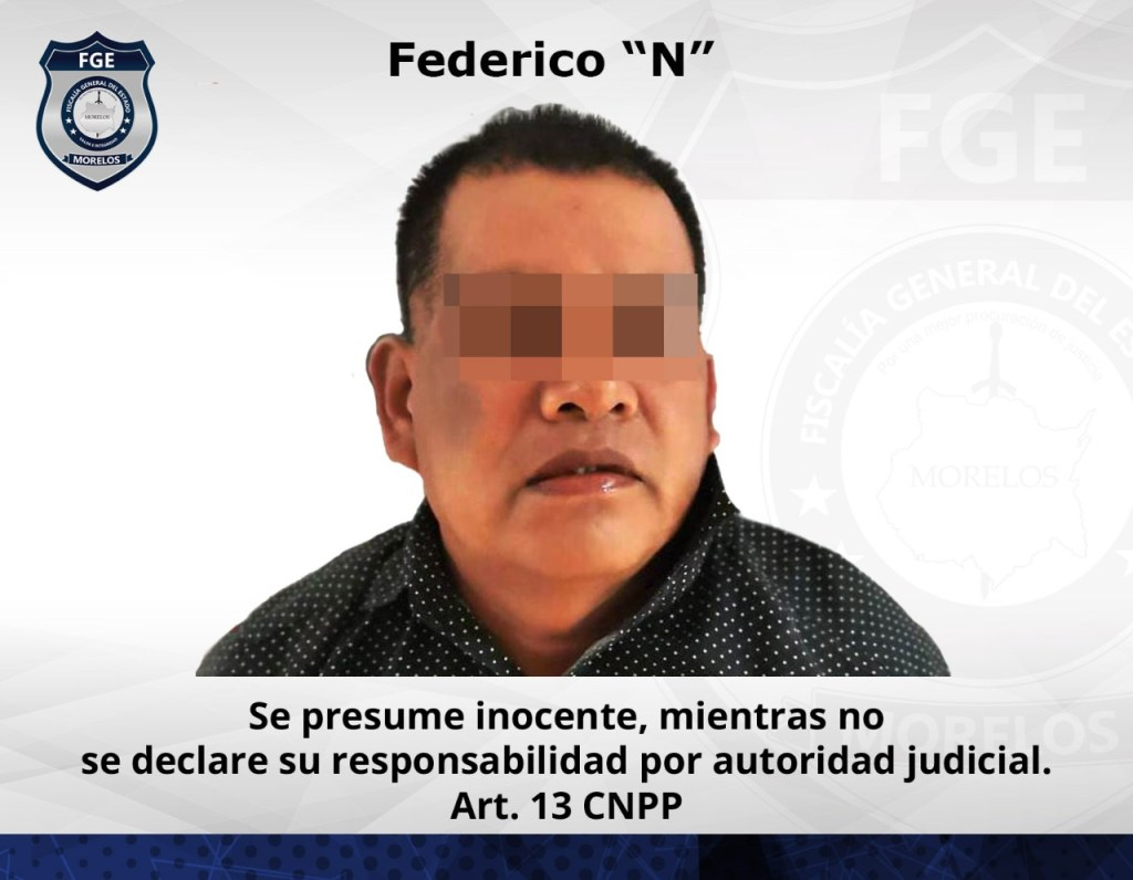 Policiaca: Padrastro abusó sexualmente de su hijastra desde que tenía 5 años; ya fue detenido