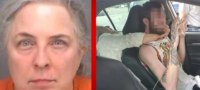 Enfermera ataca a conductor de Uber; comenzó a morderlo y asfixiarlo a mitad de viaje