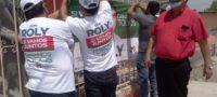 Intensifica Roly actividades en Castaños