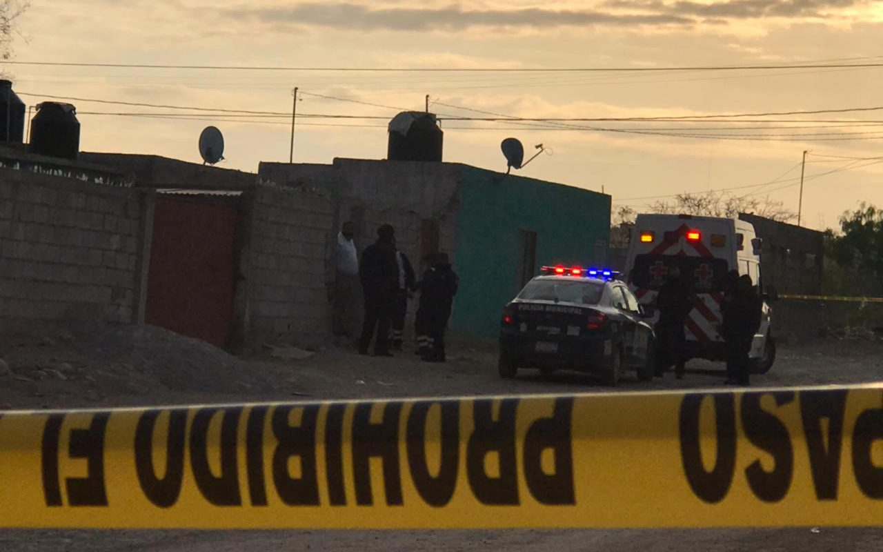 Asesina a su esposa con arma de fuego en Monclova; responsable se da a la fuga
