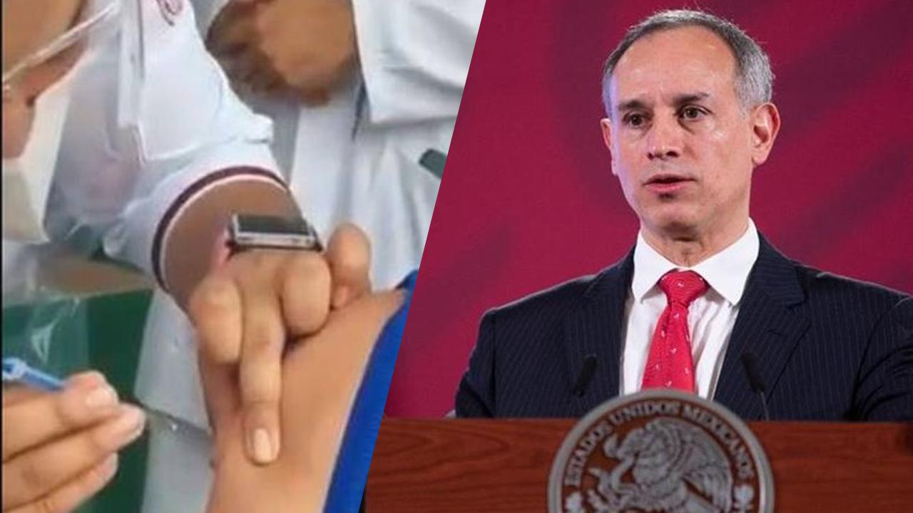 Secretaría de Salud ya tiene en la mira a la persona que simuló vacunación en GAM