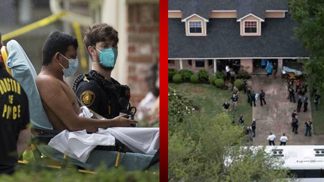 Hallan a 90 personas al interior de un hogar en Texas; algunos tenían covid