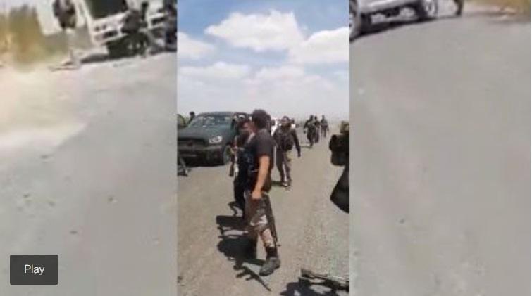 CJNG y sicarios del Cártel de Sinaloa causan pánico tras enfrentamiento; autoridades evitan masacre