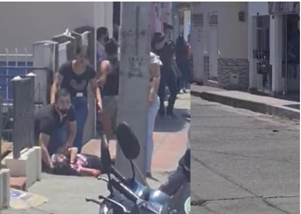 Policiaco: Tras asesinar a su expareja se dispara en el cuello y muñeca para suicidarse