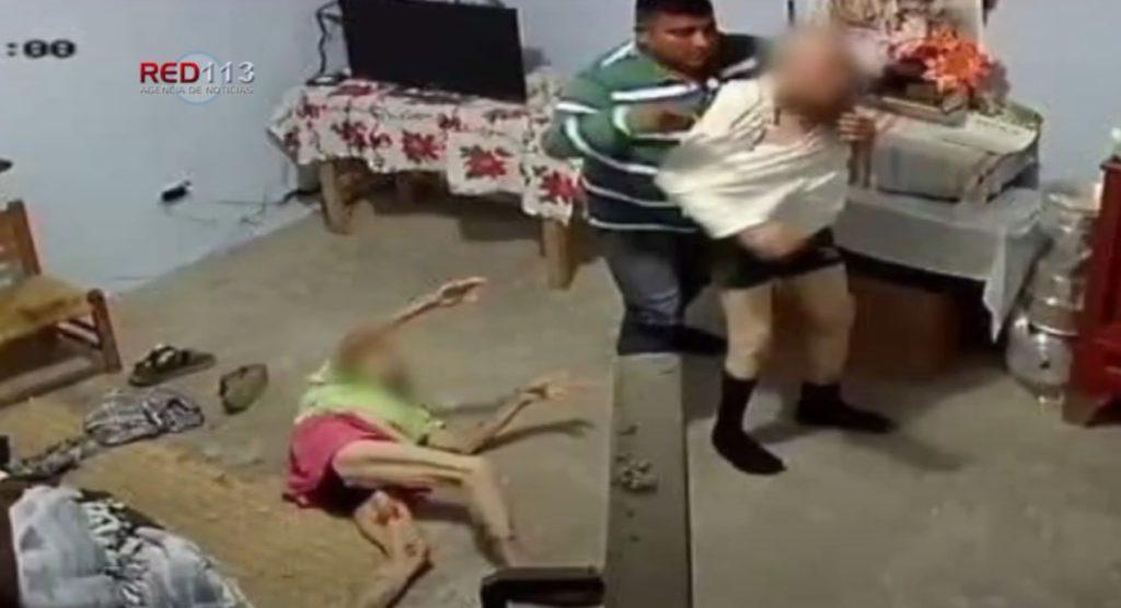 Policiaca: Ladrón agrede brutalmente a una pareja de ancianitos en su domicilio