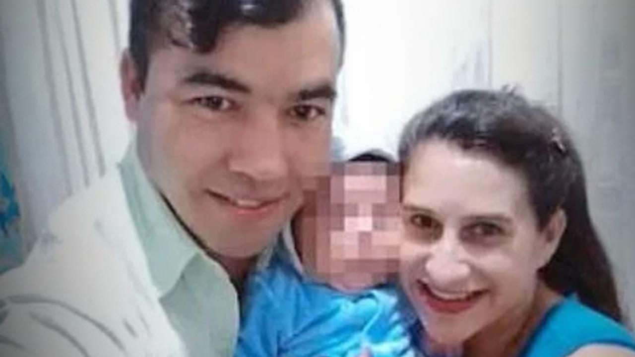 Despiadado hombre mató a su esposa y a su bebé con veneno para ratas y luego sepultó sus cadáveres