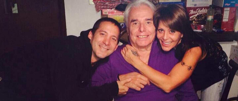 El único defecto de mi papá es que siempre nos hace reir; Luis Enrique Guzmán no le cree a Frida Sofía