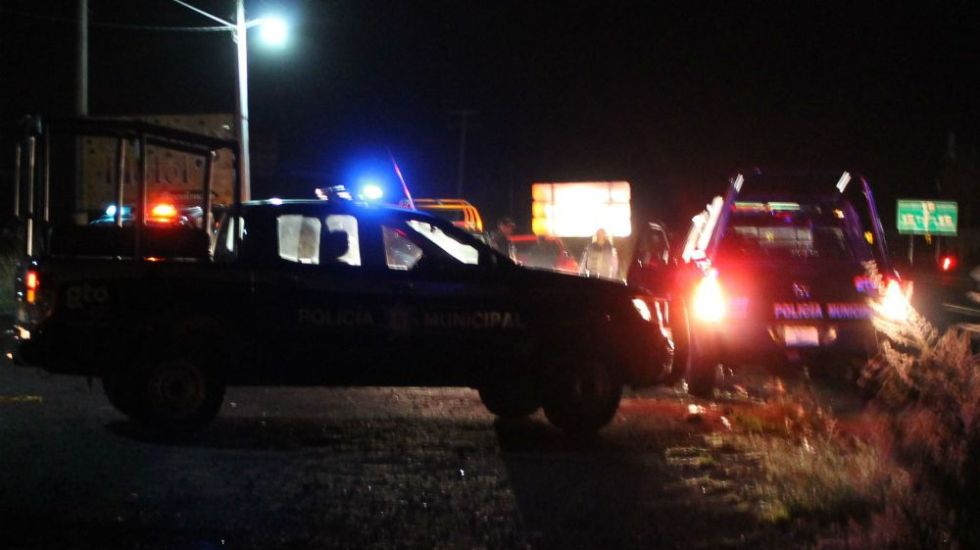 Policiaca: Muere un agente de Seguridad Pública y cinco delincuentes tras balacera
