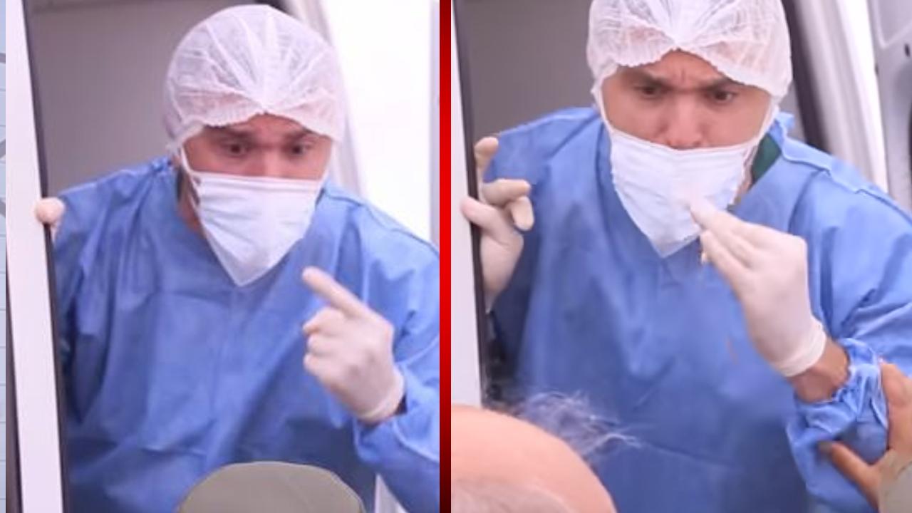 ¡Cobro un c@%& y me rompo el lomo por los pacientes!; médico explota contra turistas