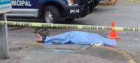 Muere abuelita tras ser atropellada por un autobús de pasajeros