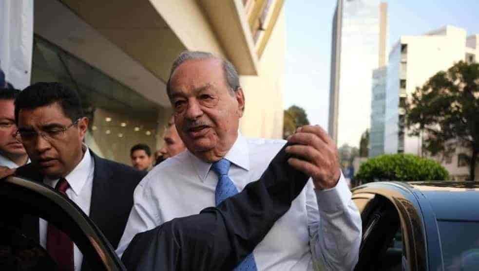 Carlos Slim queda fuera del top 10 de los más ricos