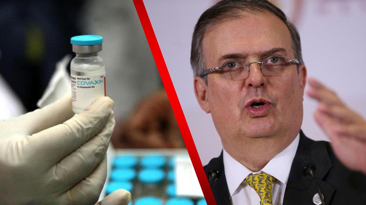 México autoriza uso de emergencia de la vacuna india Covaxin