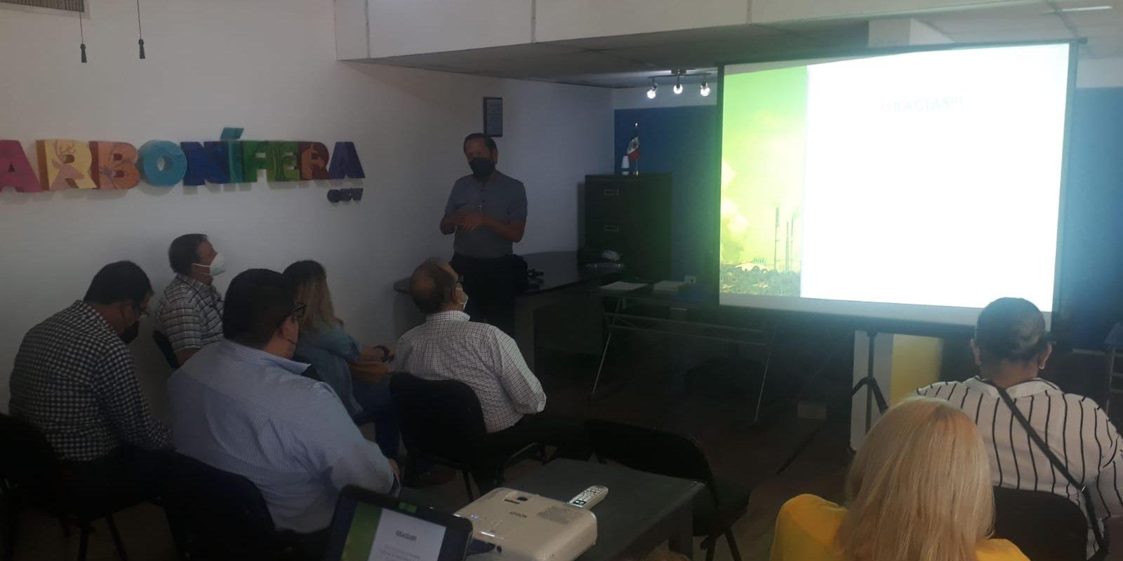 Capacita Coahuila Para El Cumplimiento Ambiental Al Sector Hotelero De La Carbonífera