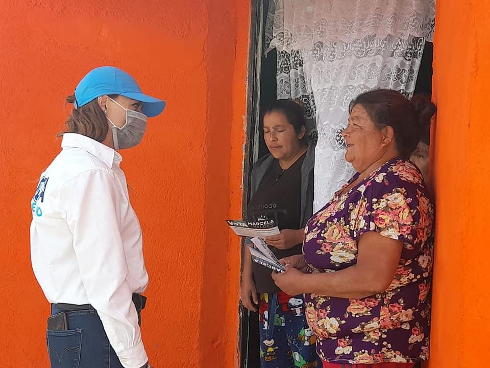 Destinaré parte del presupuesto para servicio médico en los ejidos de Arteaga