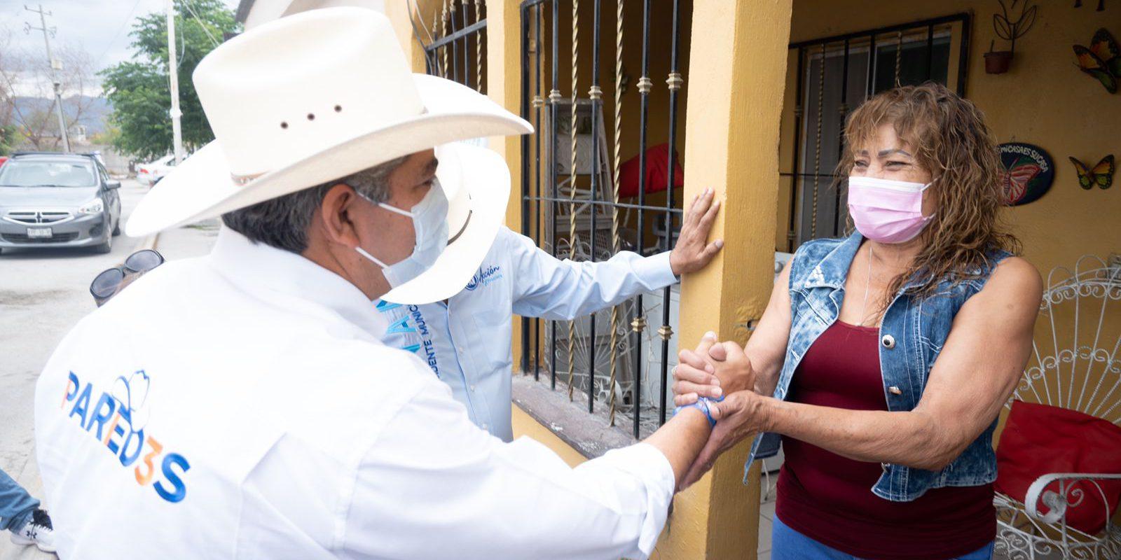 Un buen proyecto sacará a Frontera adelante: Alfredo Paredes