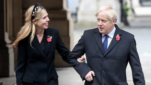 Boris Johnson se casó en secreto