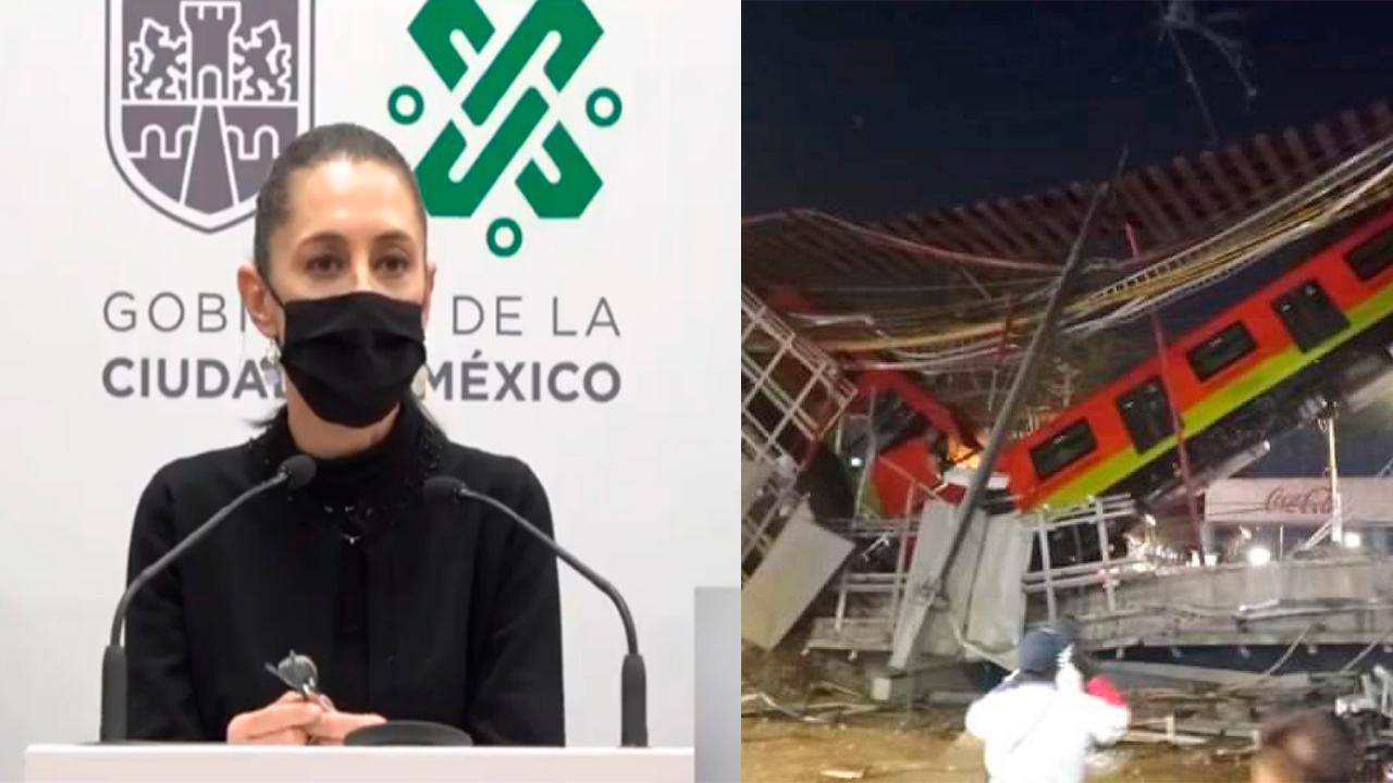 Ciudad de México de luto; suman 24 muertos en accidente de la Línea 12 del Metro, reporta Sheinbaum
