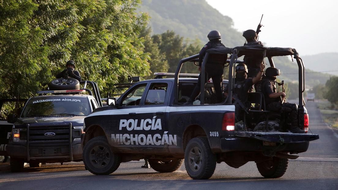 El Mencho siembra terror en Michoacán: CJNG ataca con drones a pobladores de Tierra Caliente