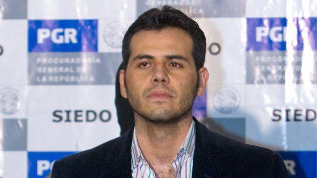 El Vicentillo, hijo de El Mayo Zambada, y testigo en juicio de El Chapo ya no están en una prisión de EU