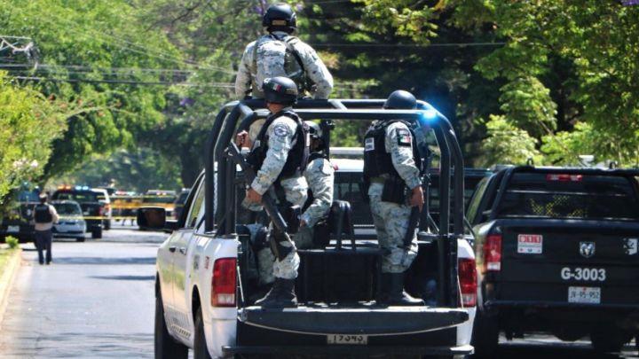 """Golpe a """"El Mencho"""": Capturan a 13 integrantes de CJNG tras balacera"""