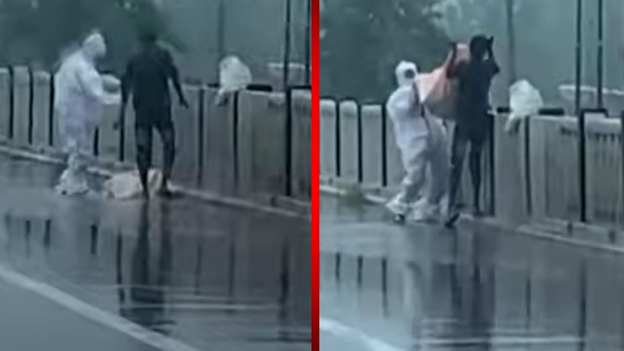 Arrestan a dos hombres por arrestar un cadáver a un río; se trataba de un familiar
