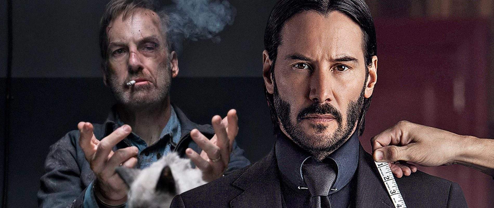 Director de cine confirmó un crossover de las películas John Wick y Nadie