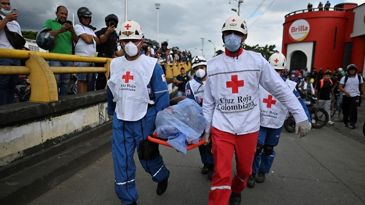 Se eleva a 48 la cifra de fallecidos por la ola de protestas en Colombia