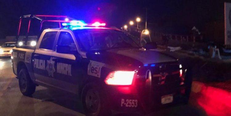Policiaca: Por defender a su amiga, borrachos le parten la cara a golpes en Piedras Negras