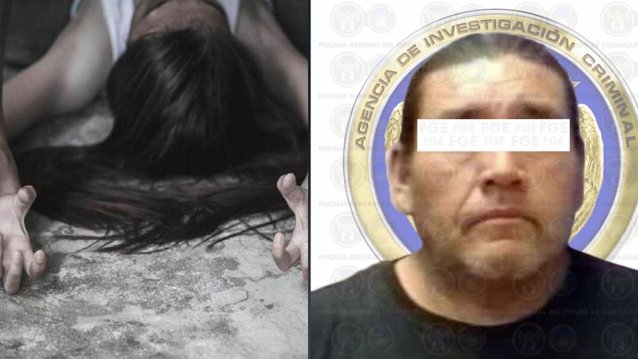 Policiaca:Sentenciado a 110 años en prisión por violar cinco menores de edad