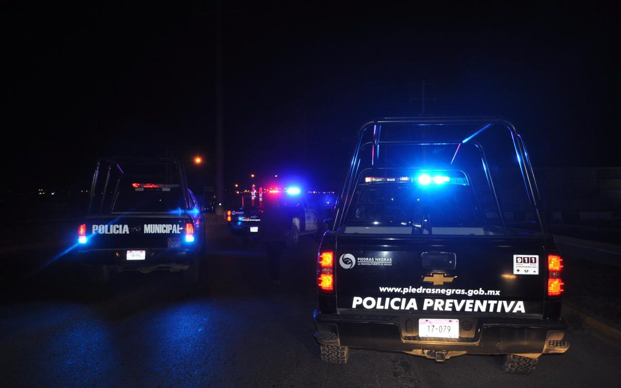 Policiaca: Sujeto intenta matar a su familia; quería explotar un tanque de gas en Piedras Negras