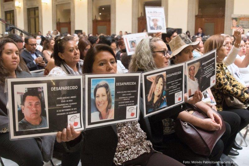 No he dedicado tiempo, me voy a meter más: AMLO sobre personas desaparecidas  | NRT México