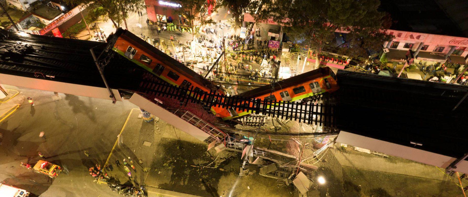 Tragedia en Metro de la CDMX conmociona al mundo; Canadá, Cuba, EU y Rusia envían sus condolencia a México
