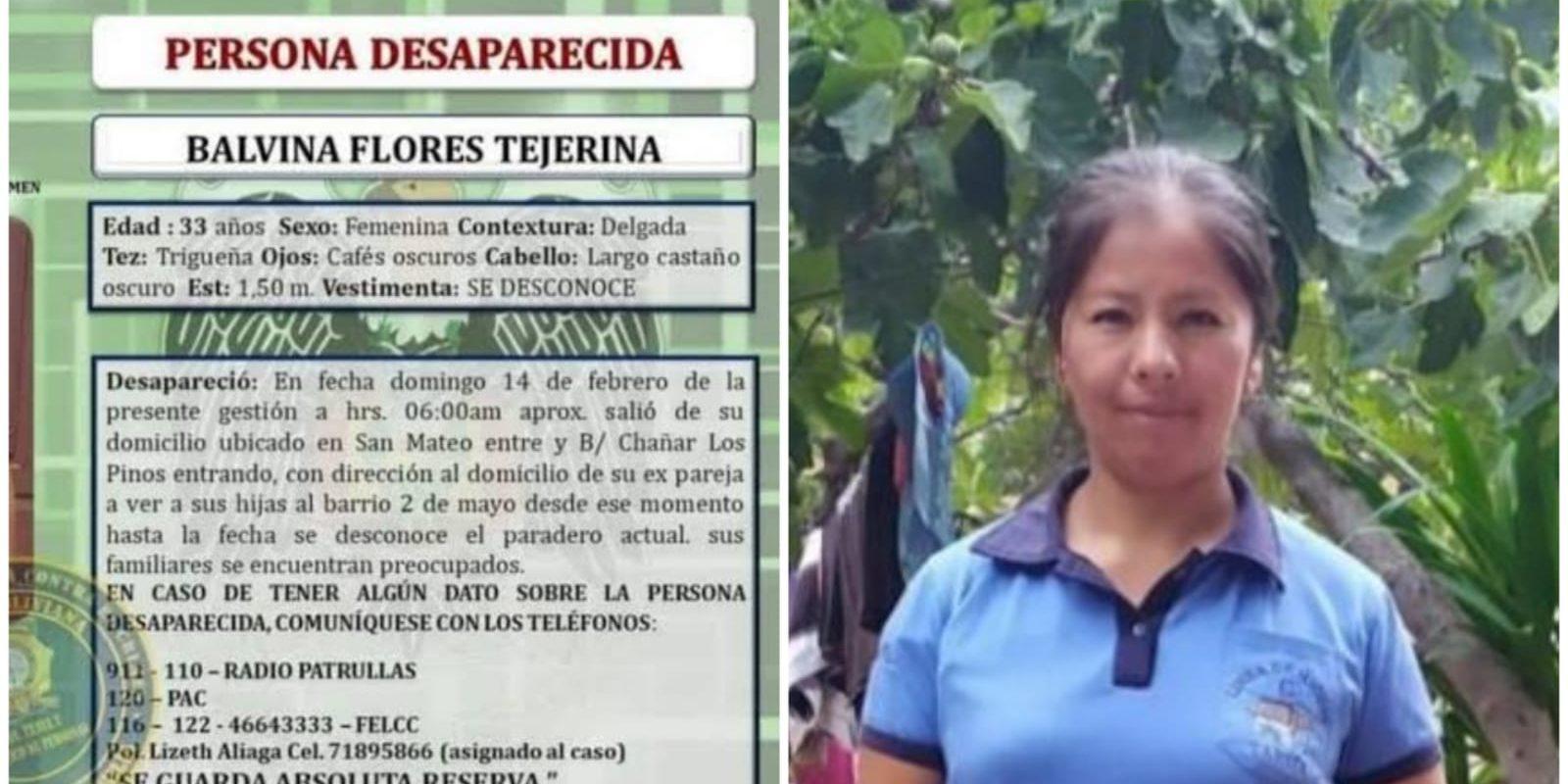 Una familia encontró el cuerpo de su desaparecida; ellos mismos excavaron para sacar sus restos