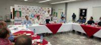 Román Alberto Cepeda presenta su propuesta de gobierno ante integrantes de la CIT