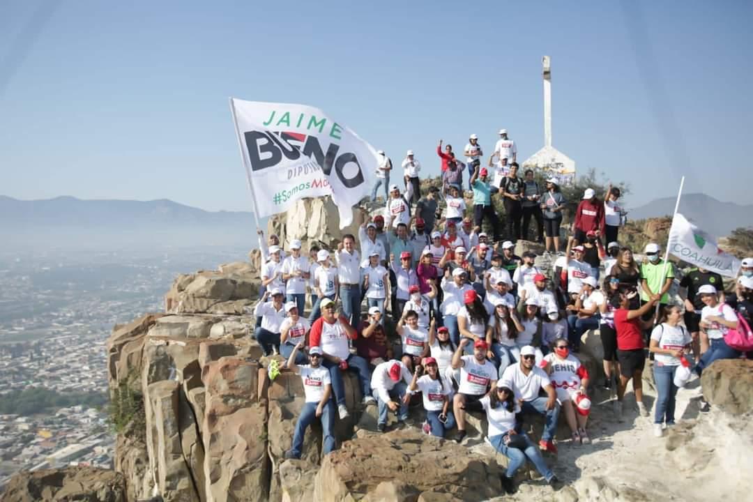 Trabajaré todos los días por Coahuila: Jaime Bueno