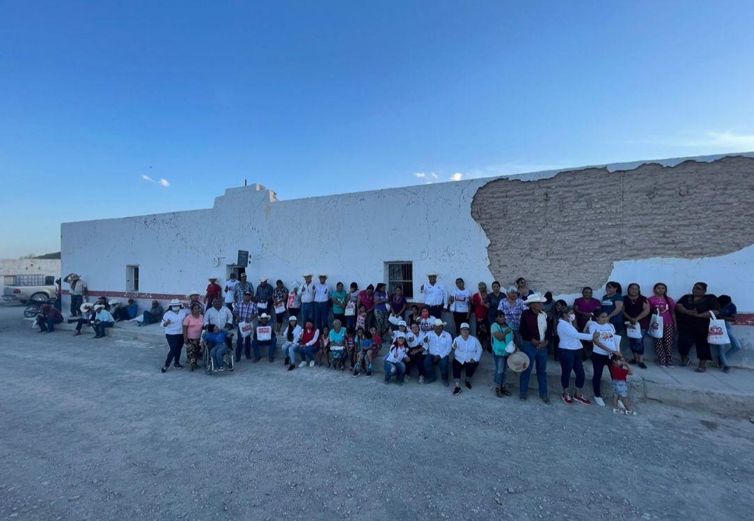 Encabeza Beto Villarreal experiencia y trabajo por el campo