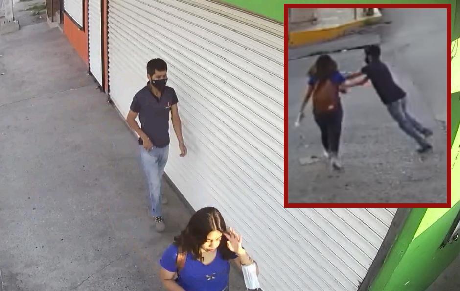 Policiaca: Asaltan a jovencita en Monclova; piden ayuda para dar con el ladrón