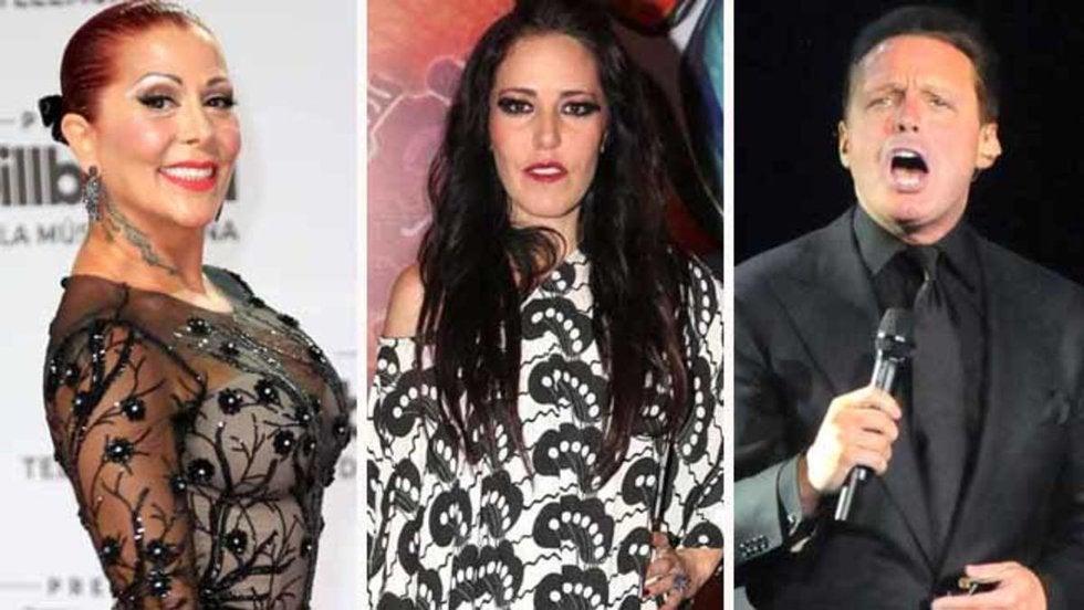 Luis Miguel anduvo con Stephanie Salas y Alejandra Guzmán: lo que se sabe