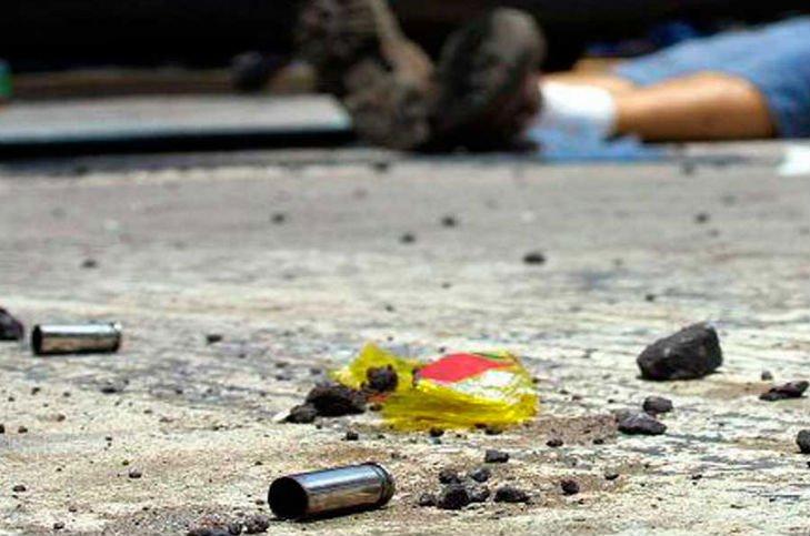 Policiaca: Joven es asesinado a balazos; homicidio queda grabado en video