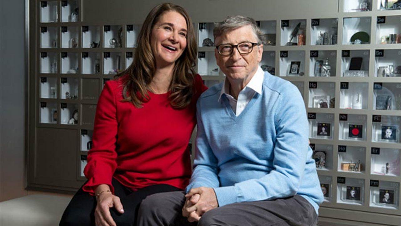 Bill Gates y Melinda le ponen fin a su matrimonio tras 27 años juntos