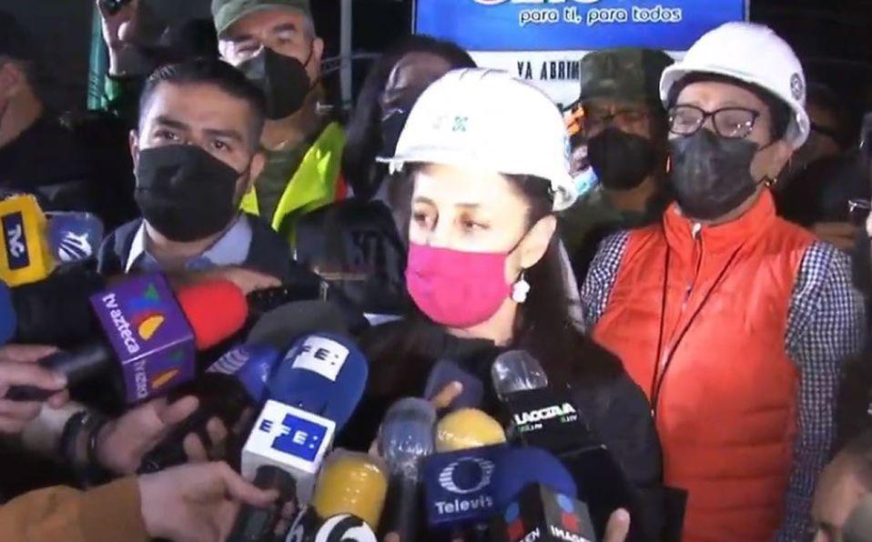 No se despedirá a Florencia Serranía, directora general del Metro: Sheinbaum