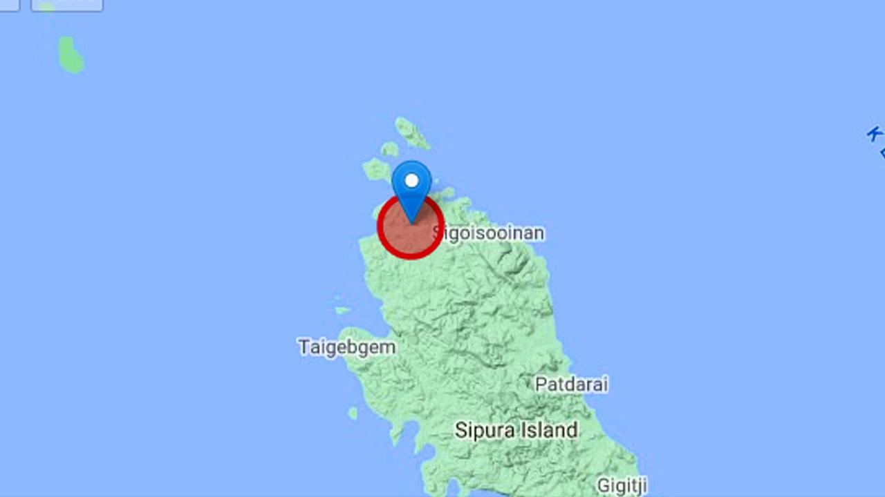 Sismo con magnitud 5,7 sacude las costas de Indonesia