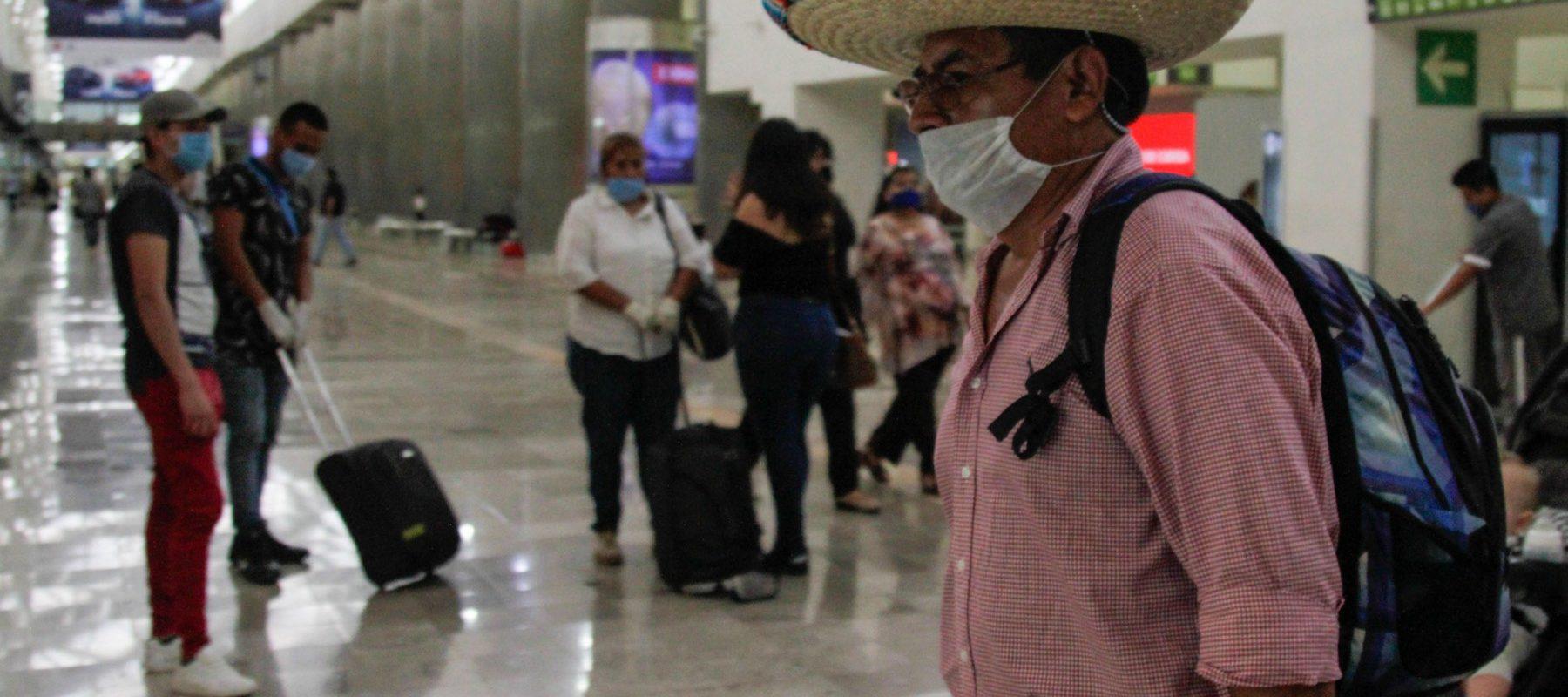 Recuperación económica en turismo, ha sido insuficiente en México: Coparmex