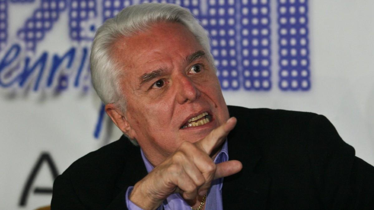 Enrique Guzmán hizo formal la denuncia contra Gustavo Adolfo Infante