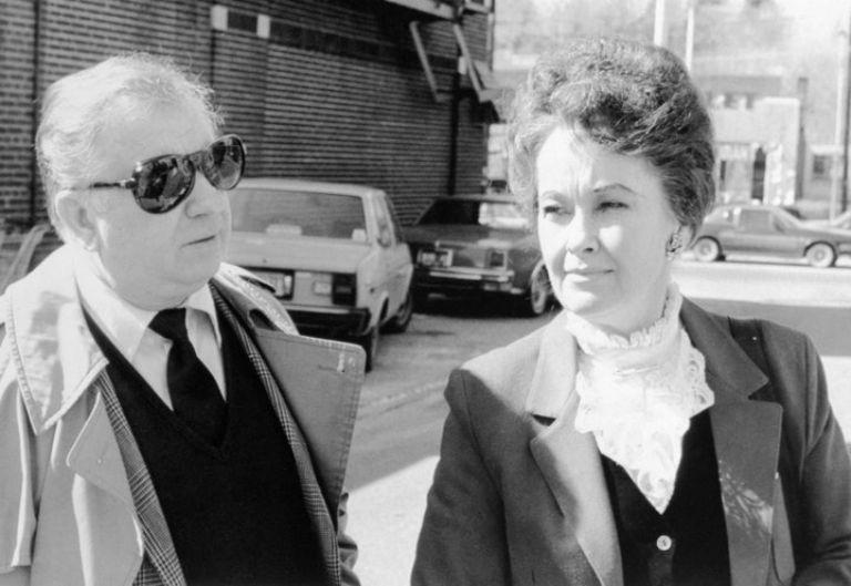 Ed y Lorraine Warren estuvieron presentes en uno de los ritos para expulsar a los demonios